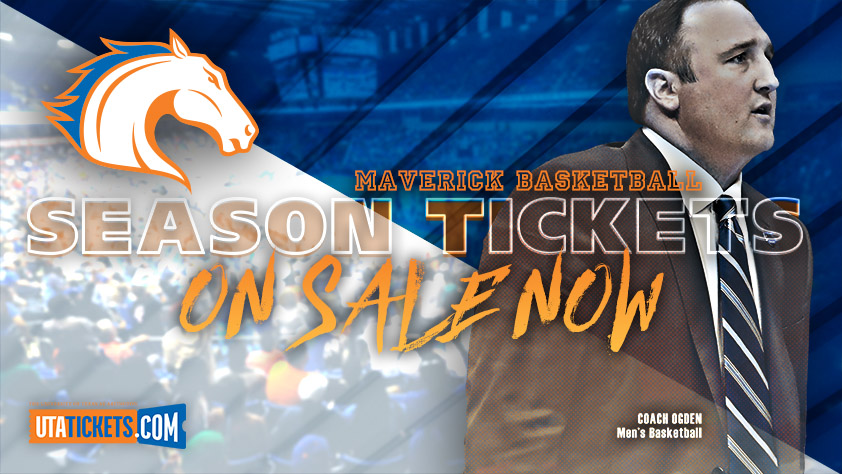 UTA Men's Basketball Season Tickets