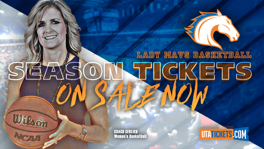 UTA Women's Basketball Season Tickets